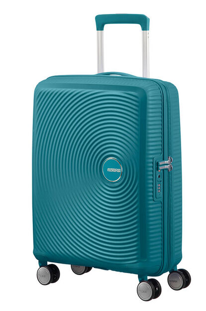 Soundbox Nelipyöräinen laajennettava matkalaukku 55cm
