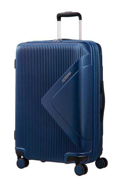 Modern Dream Nelipyöräinen laajennettava matkalaukku 69cm