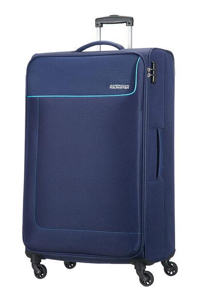 Funshine Nelipyöräinen matkalaukku 79cm