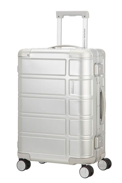Alumo Nelipyöräinen matkalaukku 55cm