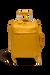 Lipault Originale Plume Nelipyöräinen matkalaukku 55cm Mustard