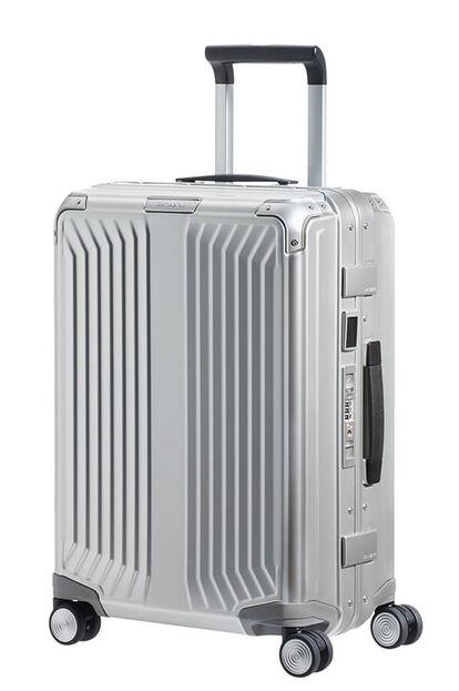Lite-Box Alu Nelipyöräinen matkalaukku 55cm