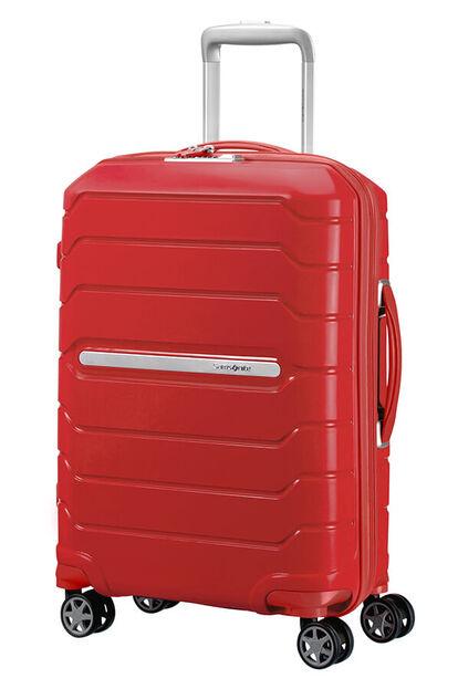 Flux Nelipyöräinen matkalaukku 55cm