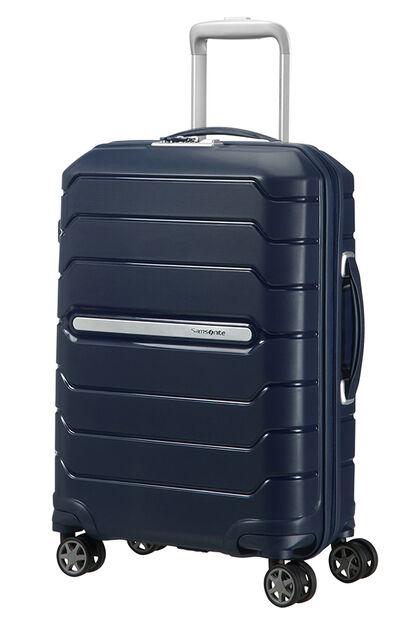 Flux Nelipyöräinen laajennettava laukku 55cm