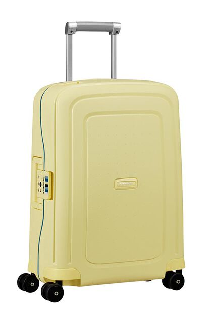 S'Cure Nelipyöräinen matkalaukku 55cm