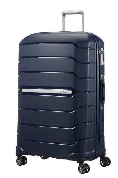 Flux Nelipyöräinen laajennettava matkalaukku 75cm