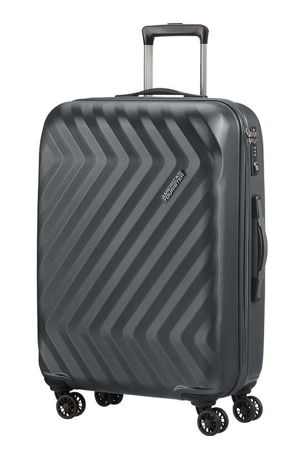 American Tourister Ziggzagg Nelipyöräinen laukku 67cm Titanium  0995063cd0