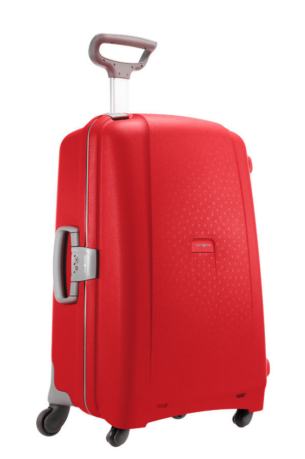 Samsonite Aeris Nelipyöräinen laukku 81cm Red  8b2072555c